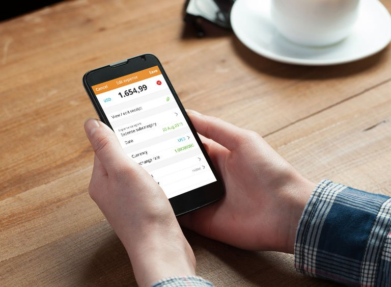 track your business expenses with the best expenses app